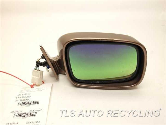 1999 lexus ls 400 side view mirror - 87910-50320-e1 has scratches on