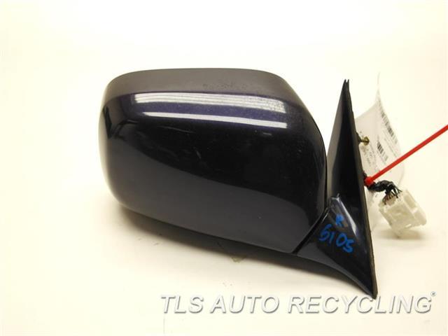 1999 lexus ls 400 side view mirror - blue passenger side view mirror