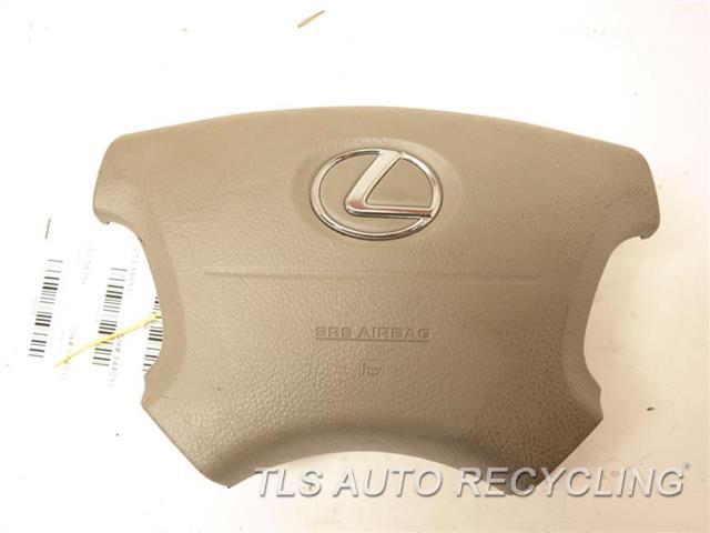 2001 Lexus Ls 430 Air Bag  BROWN STEERING WHEEL AIR BAG