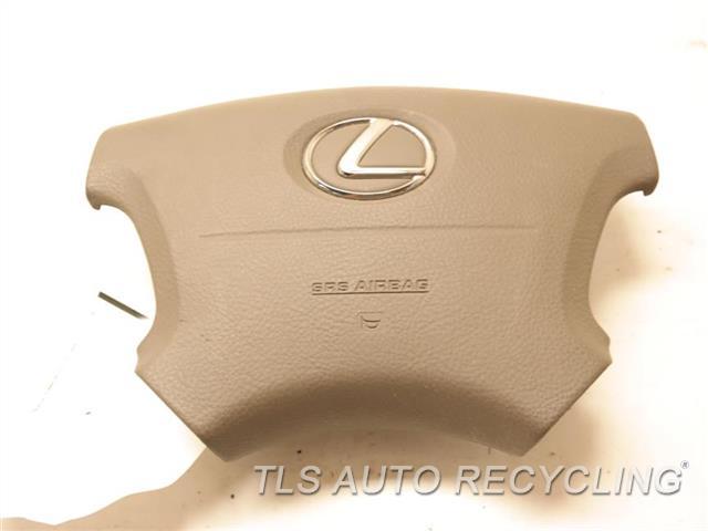 2001 Lexus Ls 430 Air Bag  BROWN ,DRIVER, WHEEL
