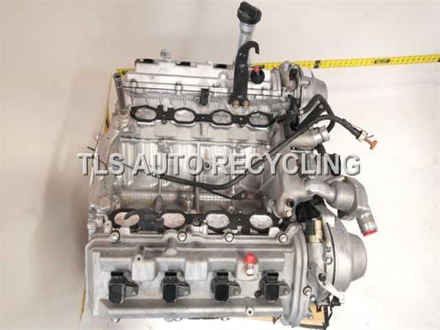 2001 Lexus Ls 430 Engine Assembly