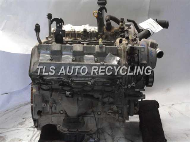 2004 Lexus Ls 430 Engine Assembly