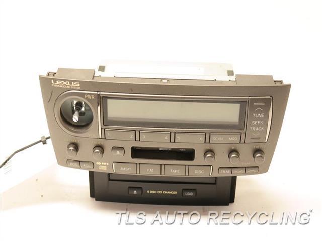 2004 Lexus Ls 430 Radio Audio    Amp