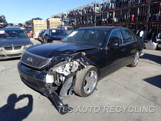 2006 Lexus LS 430 Parts Stock# 5256YL