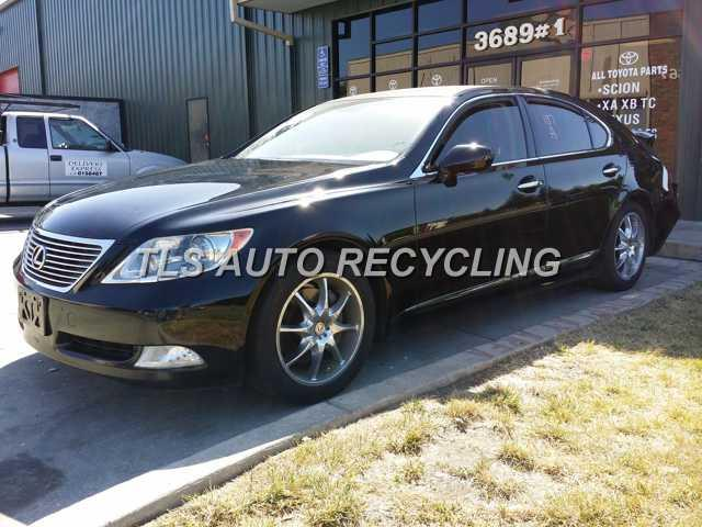 lexus_ls460_2007_car_for_parts_only_151243_01 parting out 2007 lexus ls 460 stock 4064pr tls auto recycling  at readyjetset.co