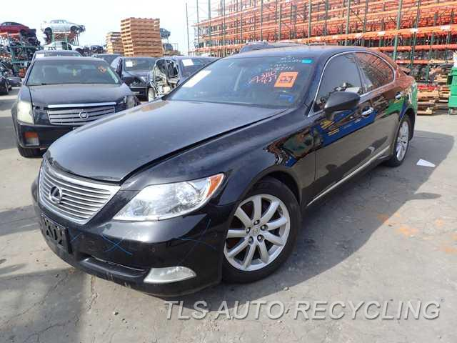 lexus_ls460_2007_car_for_parts_only_241522_01 parting out 2007 lexus ls 460 stock 6126br tls auto recycling  at readyjetset.co