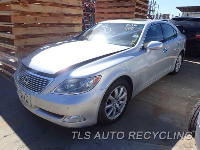 lexus_ls460_2007_car_for_parts_only_245307_01 parting out 2007 lexus ls 460 stock 6142bl tls auto recycling  at readyjetset.co