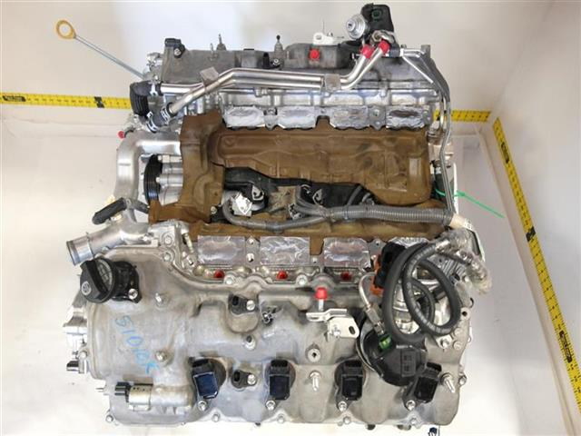 2007 Lexus Ls 460 Engine Assembly Engine Long Block 1 Yr