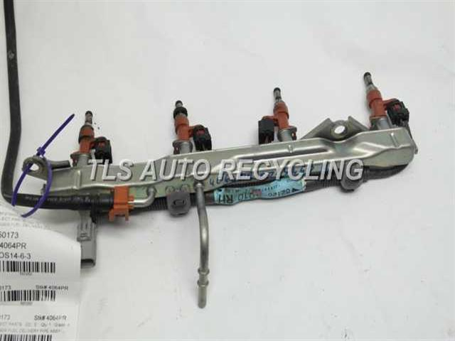 lexus_ls460_2007_fuel_inject_parts_152551_04 2007 lexus ls 460 fuel inject parts 23814 38040 with 4 injector  at readyjetset.co