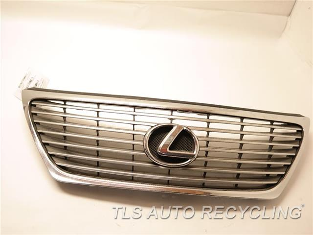 2007 Lexus Ls 460 Grille 53112 50120 Used A Grade