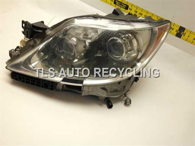 Lexus Headlamp Assembly : Lexus ls headlamp assembly deep scratch by turn
