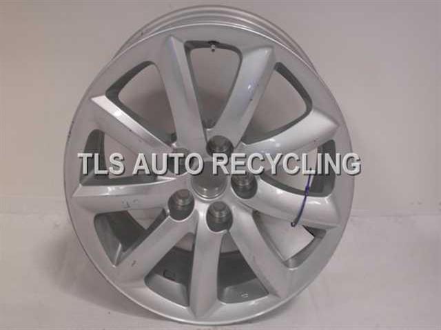 2007 Lexus Ls 460 Wheel 42611-50490 SPARE WHEEL 9 SPOKE SILVER