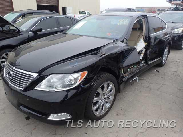 parting out 2008 lexus ls 460 stock 5242bl tls auto. Black Bedroom Furniture Sets. Home Design Ideas