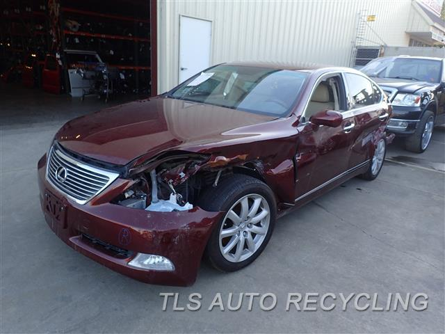 parting out 2008 lexus ls 460 stock 6401bk tls auto. Black Bedroom Furniture Sets. Home Design Ideas