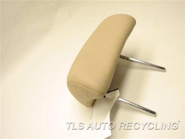2008 Lexus Ls 460 Headrest 71940-50490-A0 TAN REAR OUTER HEAREST LEATHER
