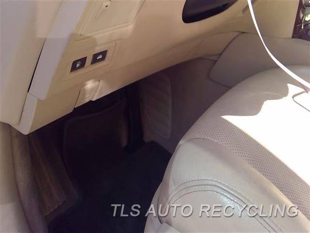 2010 Lexus Ls 460 Air Bag  LH,DRIVER, KNEE