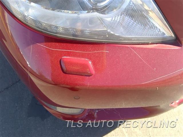 2010 Lexus Ls 460 Bumper Cover Front SCRATCHES 1S1,6S1,RED,W/O SPORT PACKAGE, PARK