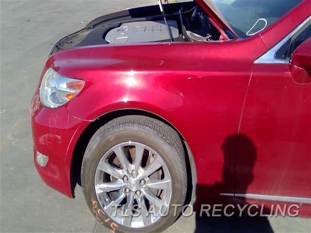 2010 Lexus Ls 460 Fender  000,LH,RED