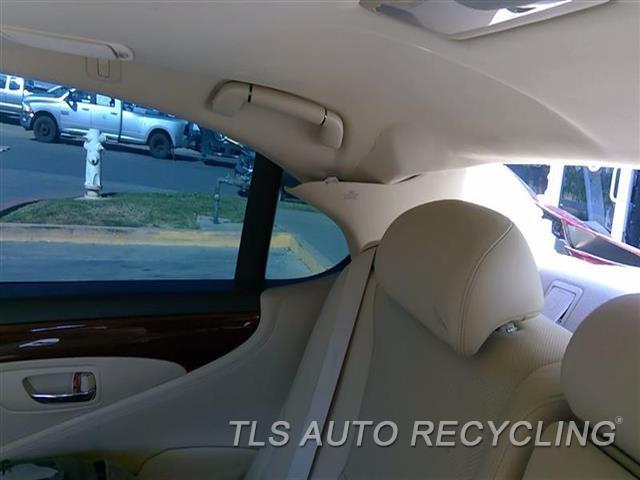 2010 Lexus Ls 460 Headrest  TAN,LEA,REAR,OUTER