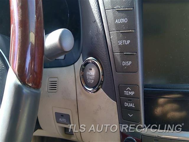 2010 Lexus Ls 460 Ignition Switch  (PUSH BUTTON), FROM 10/09