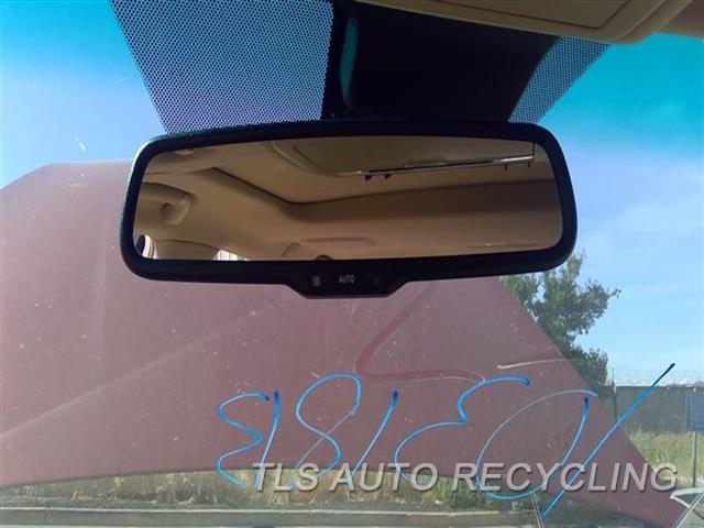 2010 Lexus Ls 460 Rear View Mirror Interior  BLK,NAVIGATION, W/O PRE-CRASH SYSTE