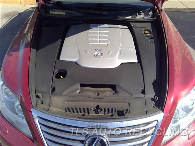2010 Lexus Ls 460 Radiator Core Supp  CORE SUPPORT W/ LH&RH RAIL/APRON