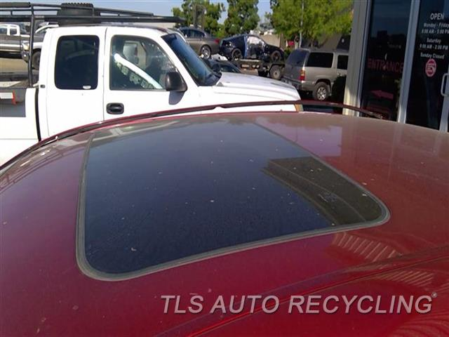 2010 Lexus Ls 460 Roof Assembly  RED,SUN,(SUNROOF), SWB, ANTENNA (LE