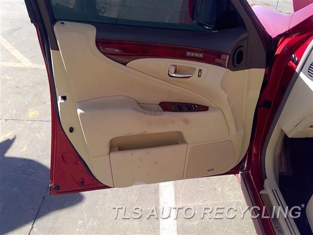 2010 Lexus Ls 460 Trim Panel, Fr Dr  LH,TAN,LEA