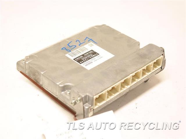 2013 Lexus Ls 460 Eng/motor Cont Mod  89661-50M00 ENGINE CONTROL COMPUTER