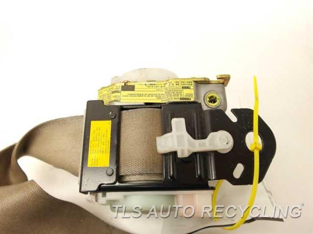 1998 Lexus Lx 470 Seat Belt Front 73220-60320-A0 TAN DRIVER FRONT SEAT BELT