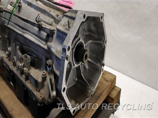 2008 Lexus Lx 570 Transmission  AUTOMATIC TRANSMISSION
