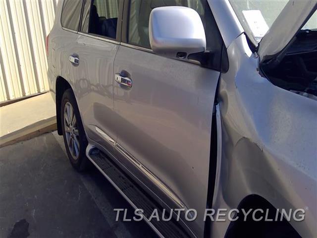 2010 Lexus Lx 570 Door Assembly, Front DENT UNDER MIRROR 6D1,RH,SLV