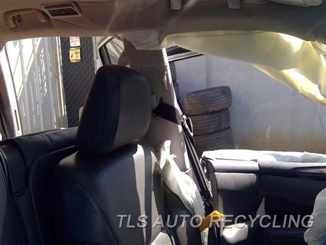 2010 Lexus Lx 570 Headrest  GRY LEA FRONT
