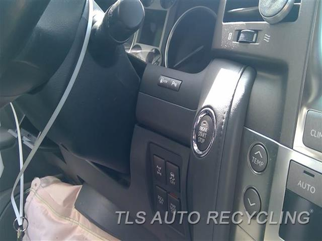 2010 Lexus Lx 570 Ignition Switch  (PUSH BUTTON)