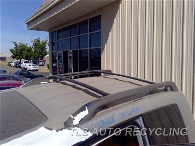 2010 Lexus Lx 570 Roof Rack  LUGGAGE RACK COMPLETE ASSEMBLY