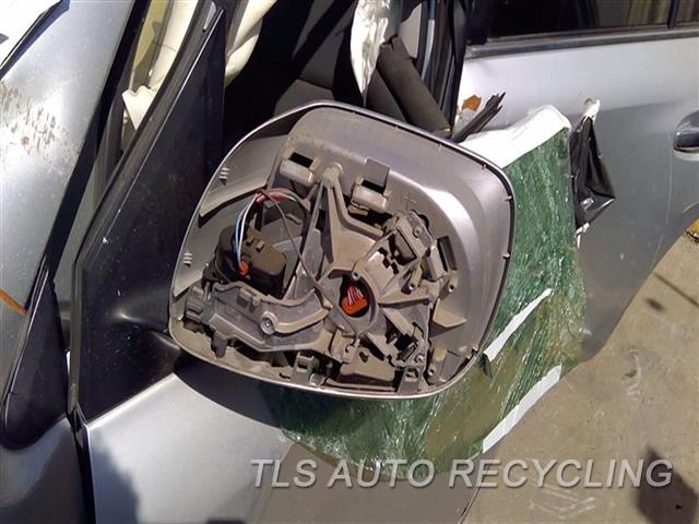 2010 Lexus Lx 570 Side View Mirror W/O BACK COVER LH,SLV,POWER, W/O CAMERA, L.