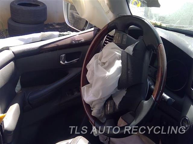 2010 Lexus Lx 570 Steering Wheel  BLK,LEA,WOOD