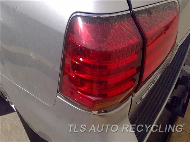 2010 Lexus Lx 570 Tail Lamp  LH,QUARTER PANEL MOUNTED, L.