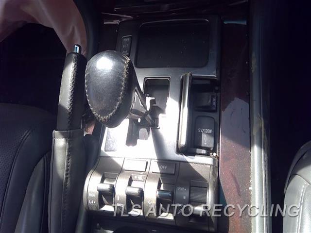 2010 Lexus Lx 570 Transmission Shifter  SHIFTER
