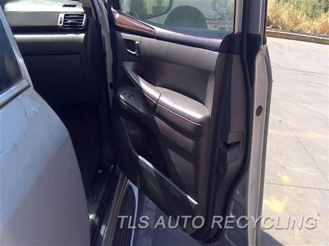 2010 Lexus Lx 570 Trim Panel, Fr Dr  RH,GRY,LEA