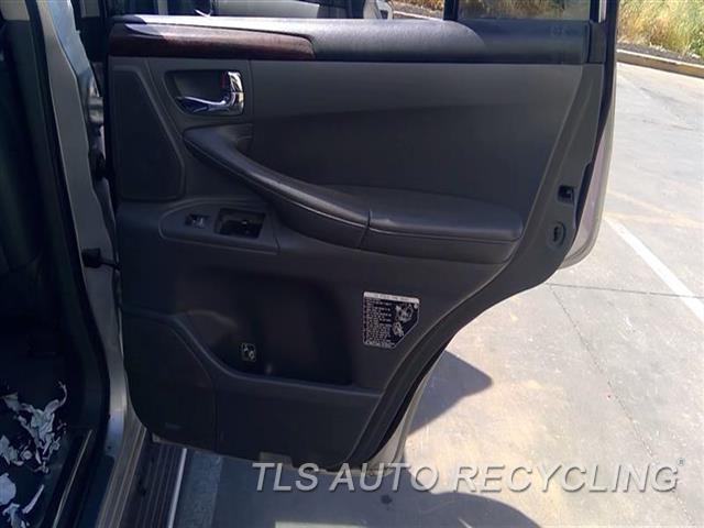 2010 Lexus Lx 570 Trim Panel, Rr Dr  RH,GRY,LEA