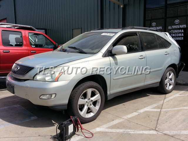 Parting out 2004 lexus rx 330 stock 3041gr tls auto recycling 2004 lexus rx 330 parts stock 3041gr sciox Gallery