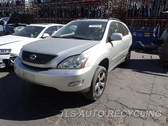 Parting Out 2004 Lexus Rx 330 - Stock - 6315br
