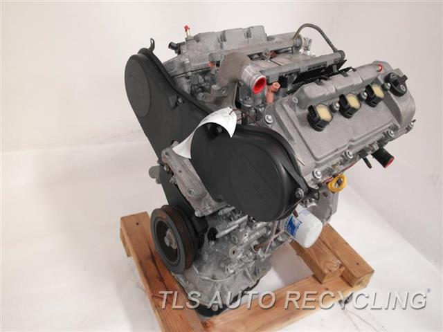 2004 Lexus Rx 330 Engine Assembly Engine Long Block 1