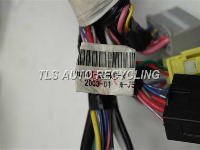 lexus rx engine wire harness used a grade 2004 lexus rx 330 engine wire harness w fuse box 82620 48040 82111