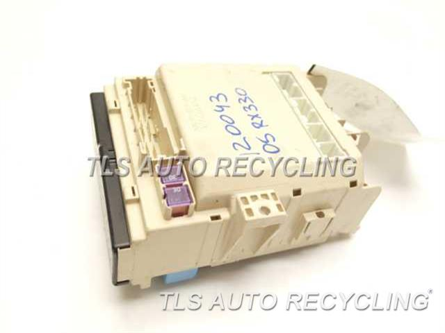 Fuse Box For Lexus Rx 330  Lexus  Vehicle Wiring Diagrams