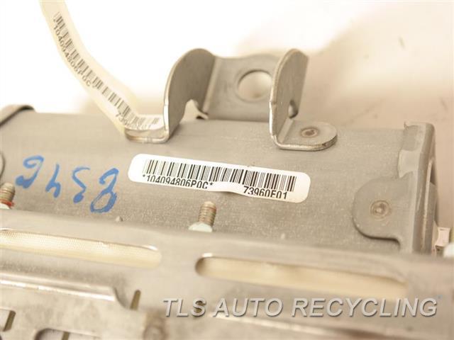 2007 Lexus Rx 350 Air Bag  RH,PASSENGER, DASH 73960-0E010�