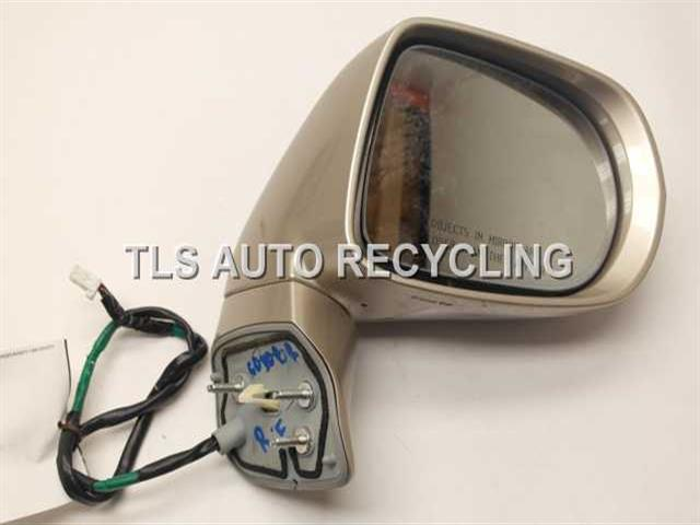 2011 Lexus Rx 350 Side View Mirror 87910 0e021 E2tan