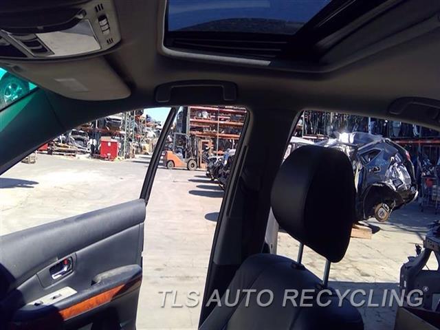 2008 Lexus Rx 400 Air Bag  RH,PASSENGER, ROOF