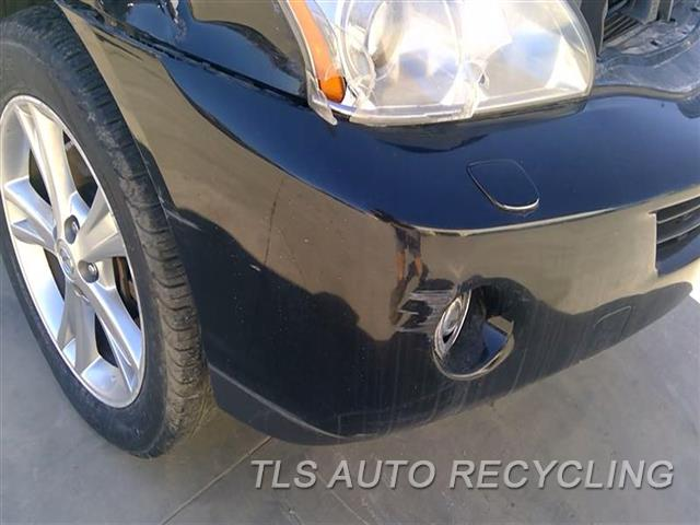 2008 Lexus Rx 400 Bumper Cover Front SCUFFS RH AND LH SIDE SCRATCHES MIDDLE SECTION 2 CORNER TABS DAMAGED CRACKED LH SIDE 6S1,1S1,BLKUS MARKET, W/O ADAPTIVE